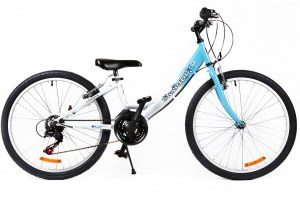 24 MTB SKYRIDE LIGHT BLUE-WHITE