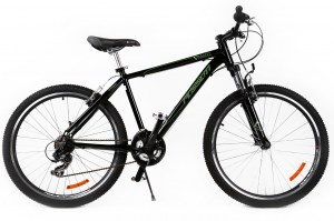 Mountain Bike M6012 Black