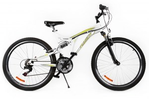 26 MTB BLOG WHITE YELLOW