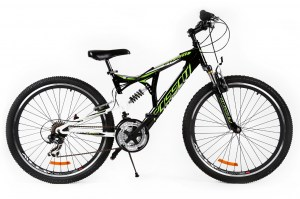Mountain Bike STORM 26 - Black
