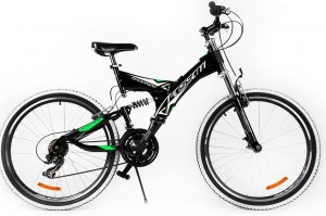 Mountain Bike TOUAREG 26 - Black