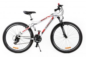 Mountain Bike EAGLE 27.5 - White/Red