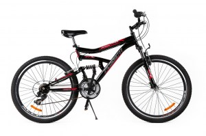Mountain Bike X-FLOW 26 - Black