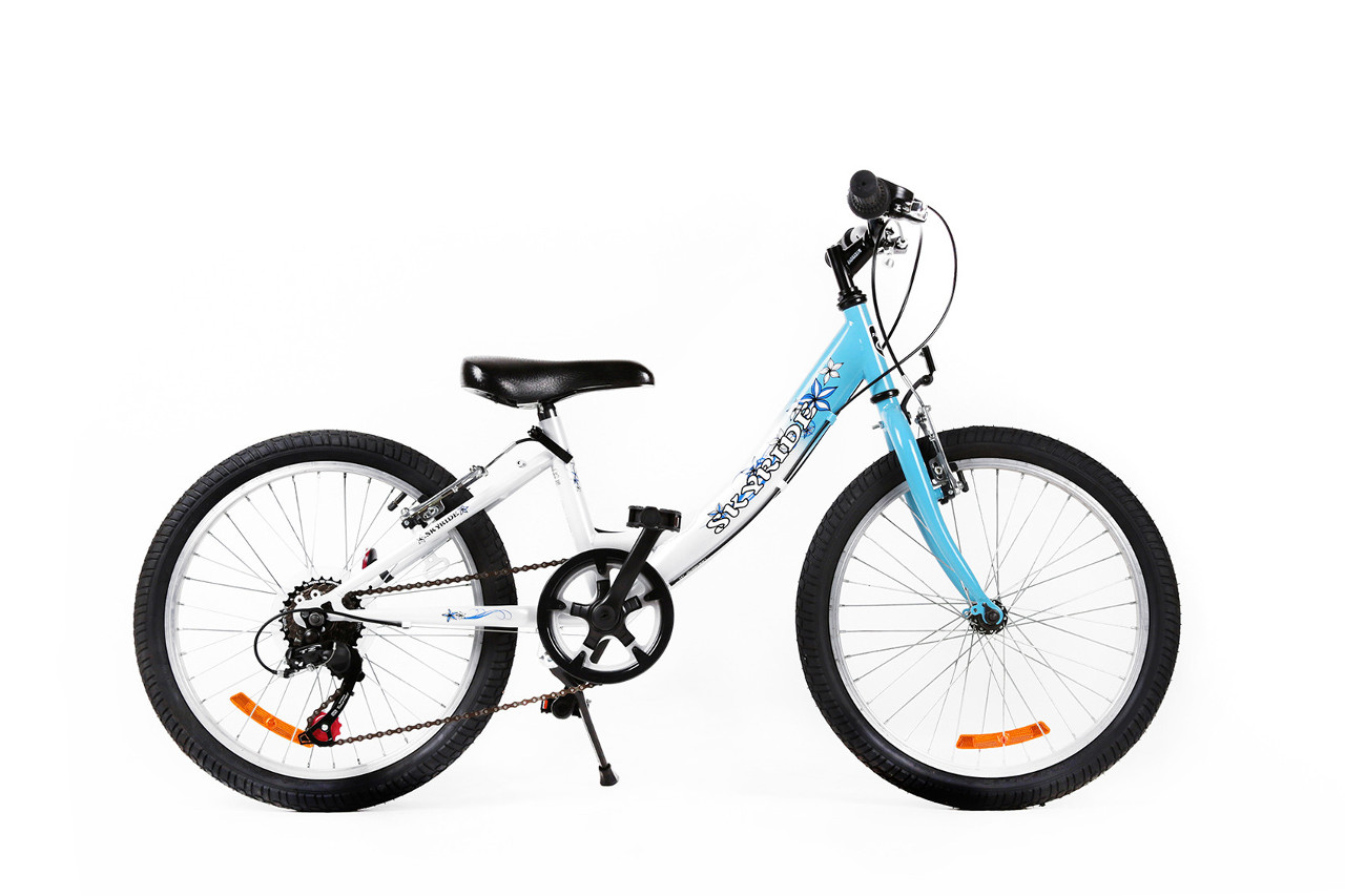 MTB SKYRIDE 20 LIGHT BLUE - WHITE
