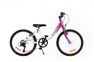 MTB BIKE SKYRIDE 20 PINK - WHITE